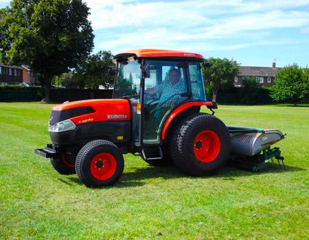 PVSGM Kubota Tractor