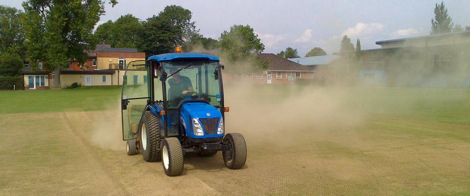 Cricket Grounds Maintenance Summer