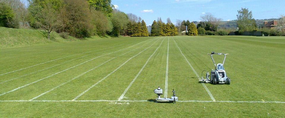 Laser White Line Marking