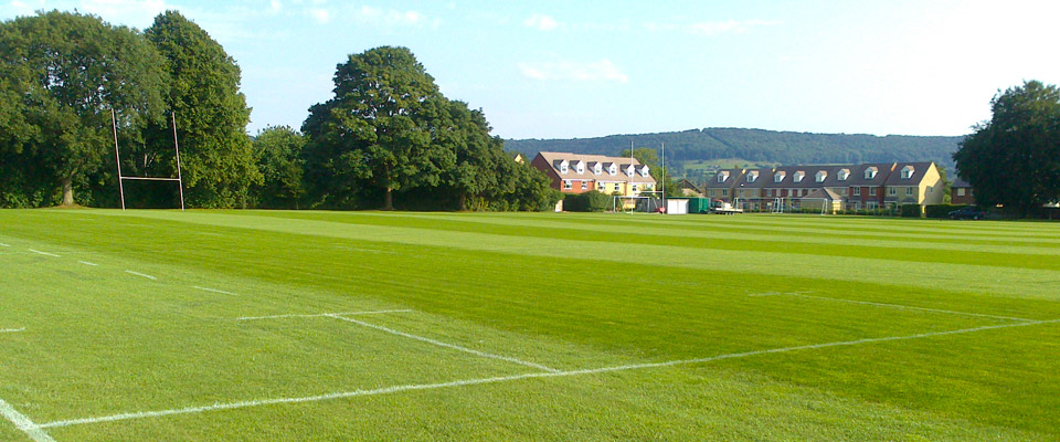 Rugby Pitch Sports Maintenance