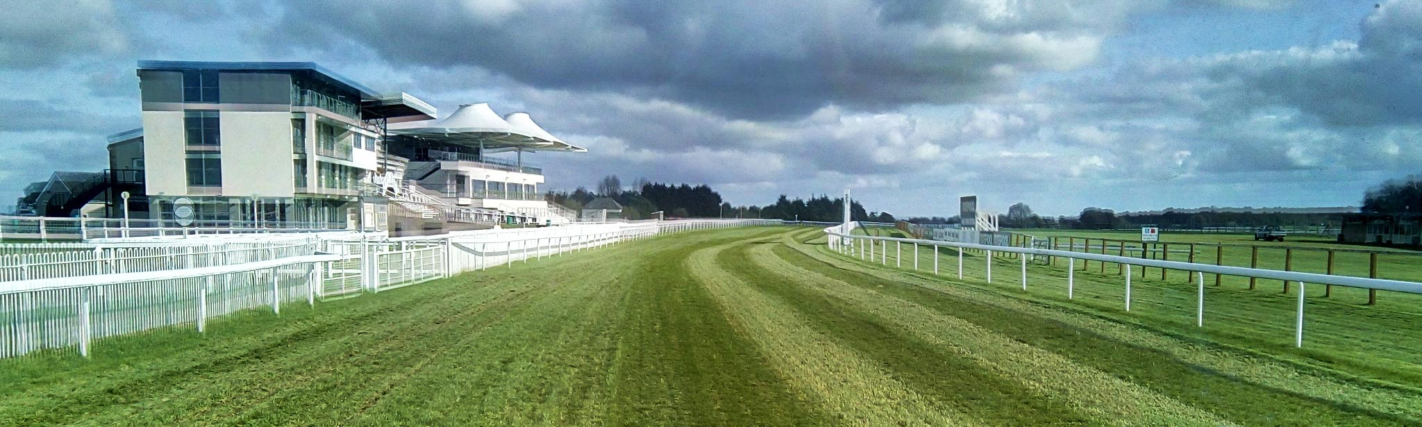 Peter Villars Sportsground Maintenance Racecourse Scarifying Bath Racecourse
